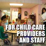 children in a day care